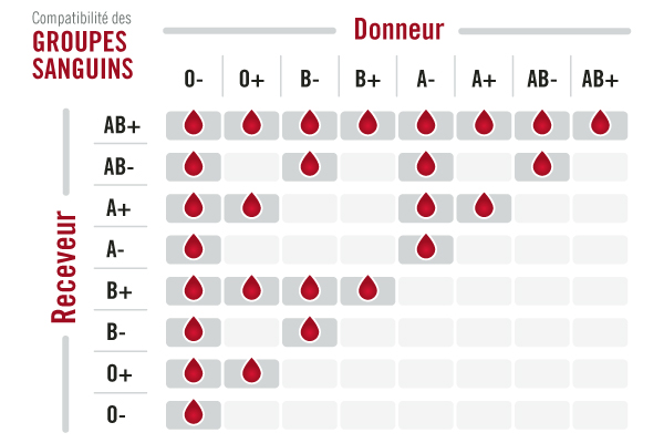 """Résultat de recherche d'images pour """"groupes sanguins"""""""